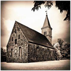 Kirche Schönfließ _reloaded_