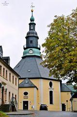 Kirche Seiffen