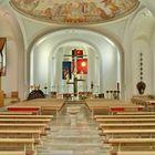 Kirche Spiegelau innen