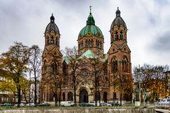 Kirche St. Lukas in München