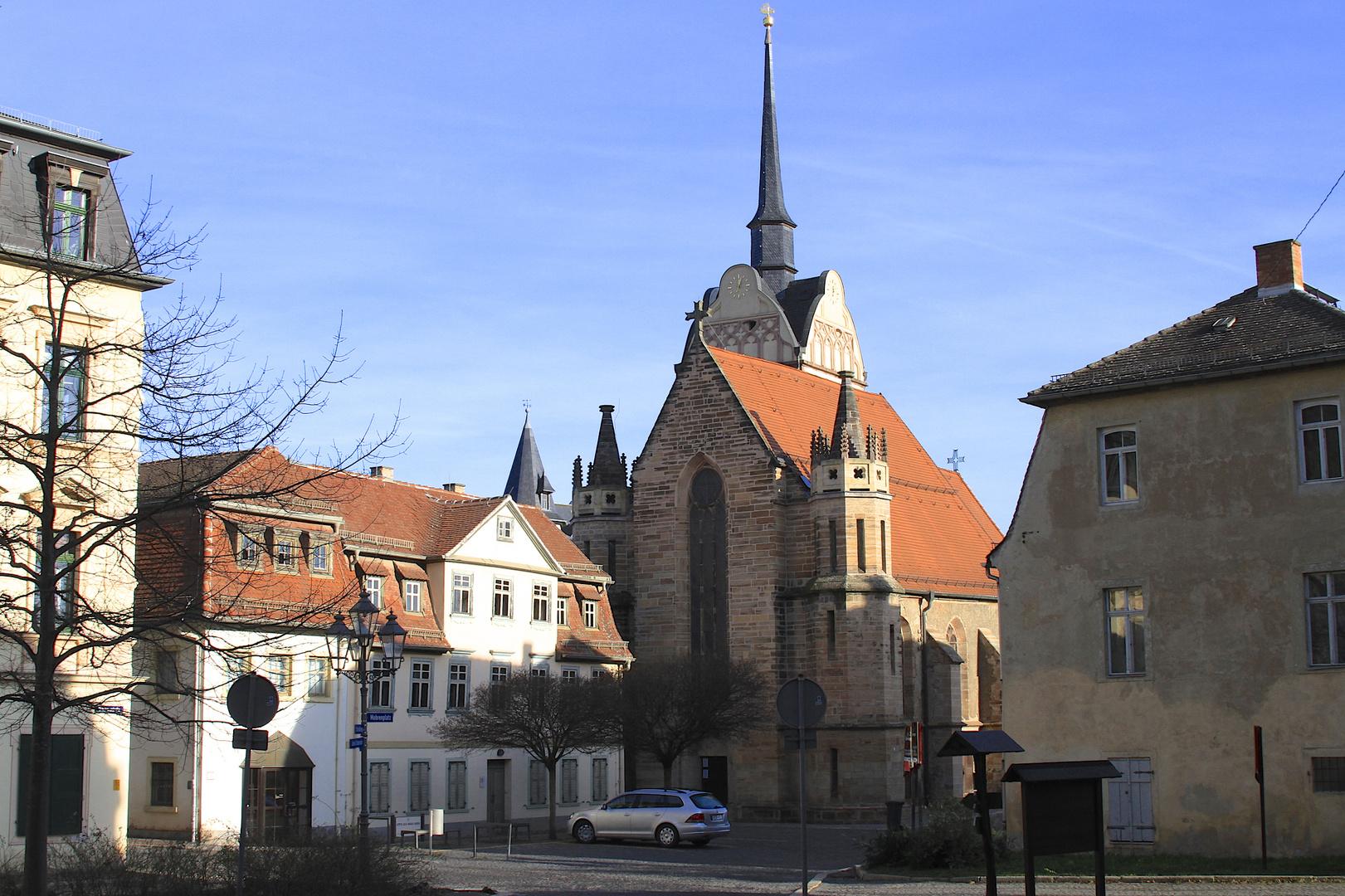 Kirche St. Marien Gera-Unterhaus