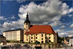 Kirche St. Peter & Paul in Reichenbach