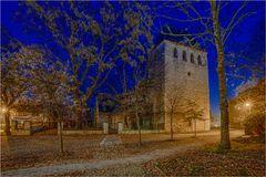 Kirche St. Peter und Paul in Wegeleben