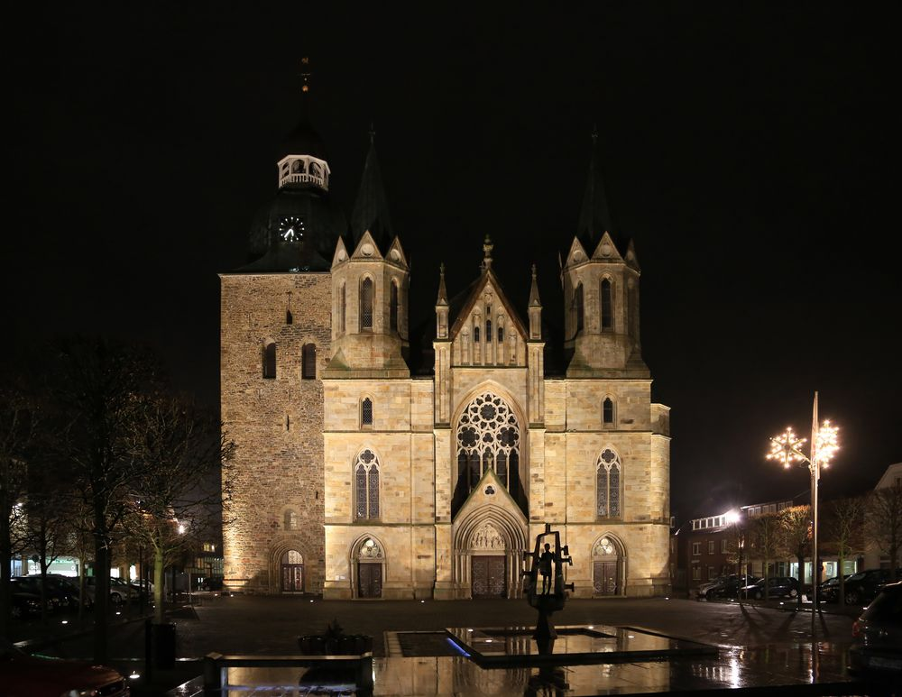 Kirche St. Viktor in Damme