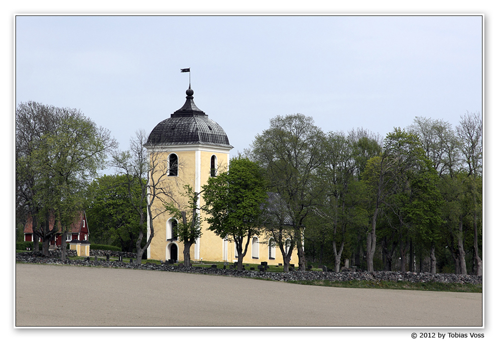 Kirche Tystberga