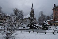 Kirche und Japanischer Garten