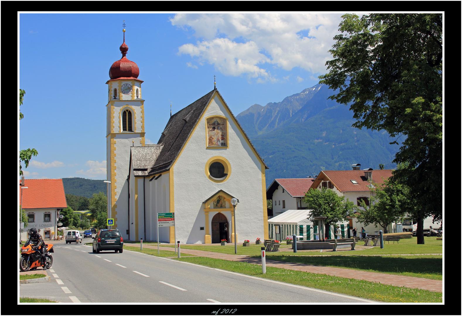 Kirche von Barwies