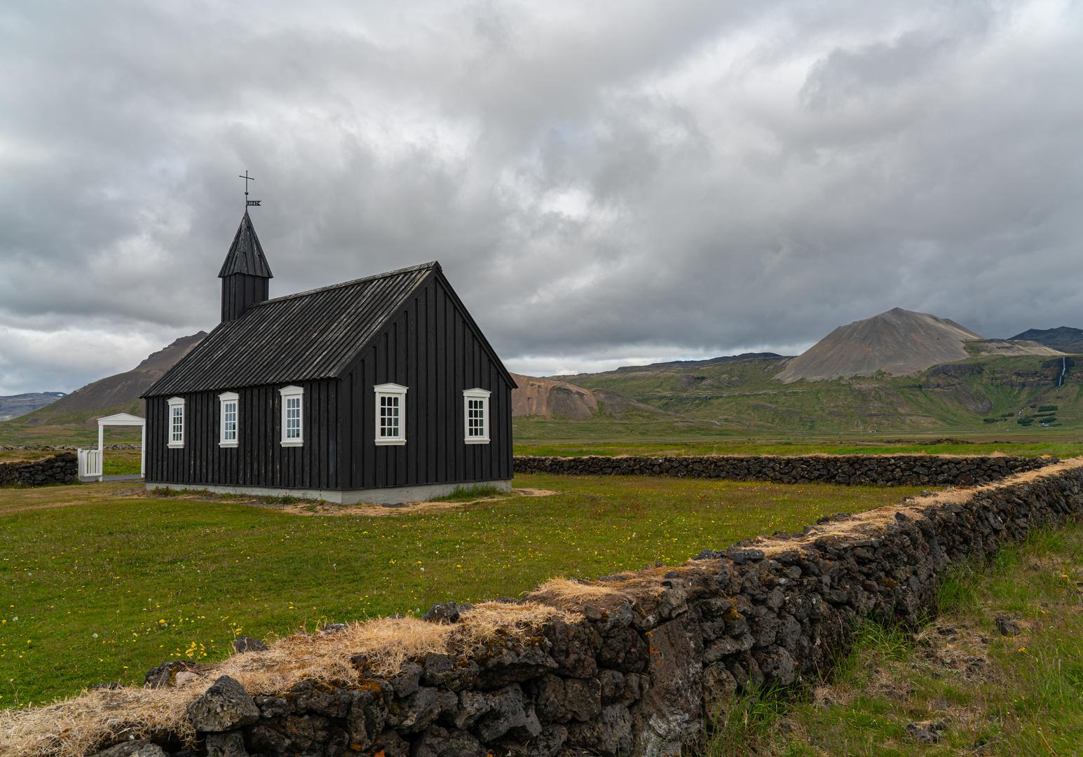 Kirche von Budir