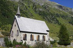 Kirche von Gletsch