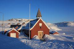 Kirche von Ittoqqortoormiit