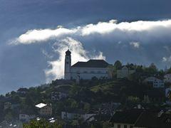 Kirche von Lajen