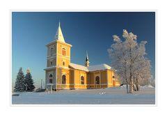 Kirche von Muonio