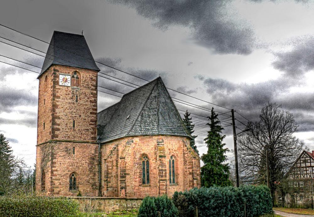 Kirche von Niebra