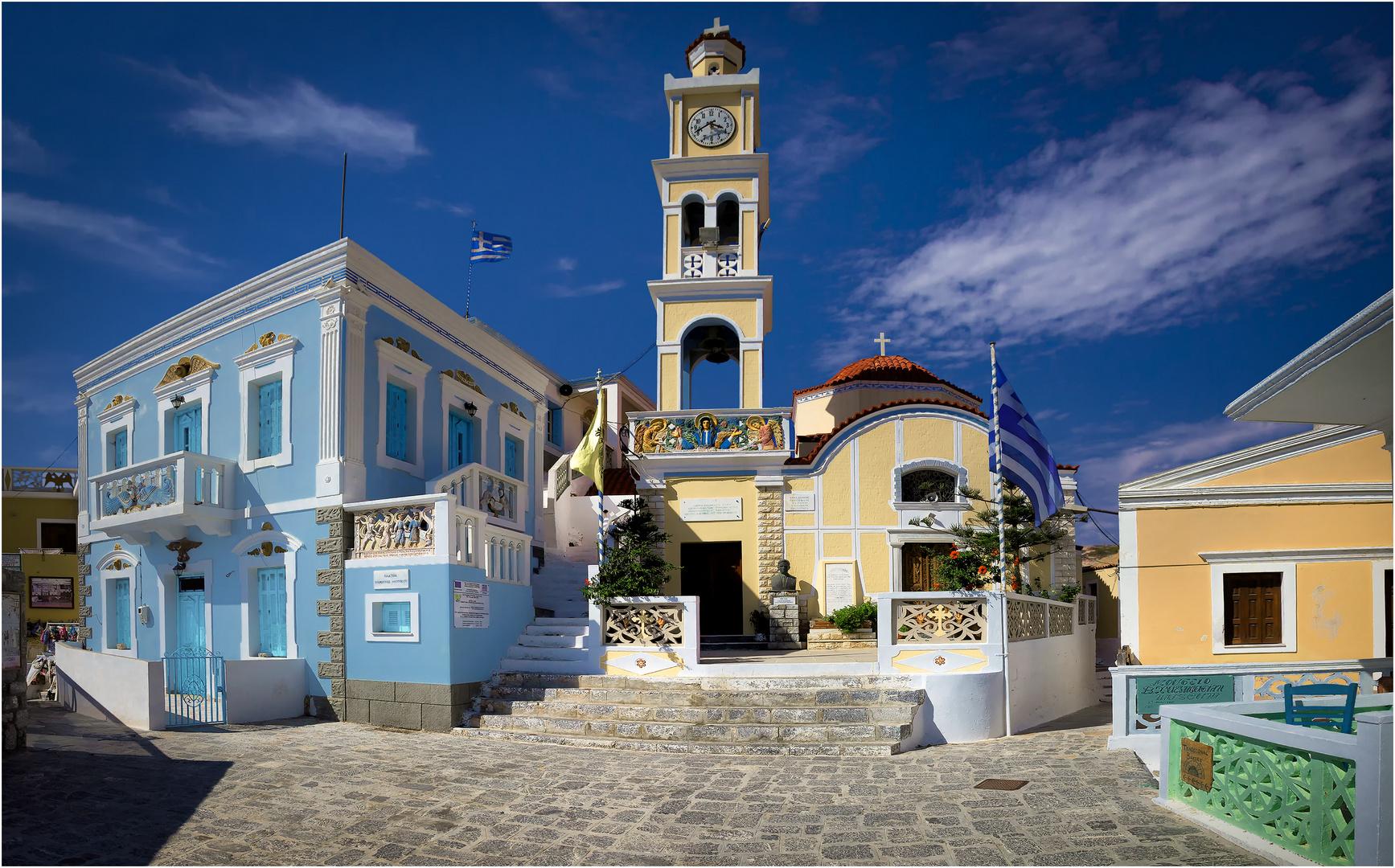 Kirche von olympos