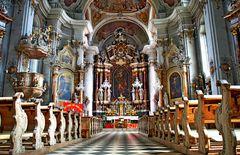 Kirche von S.Giovanni Battista, Dobbiaco