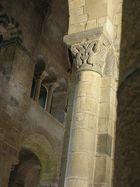 Kirche von St-Saturnin 1, Auvergne, Frankreich
