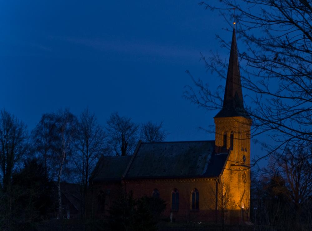 Kirche von Wesenberg