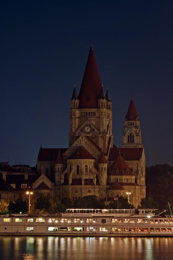 Kirche zum heiligen Franz von Assisi