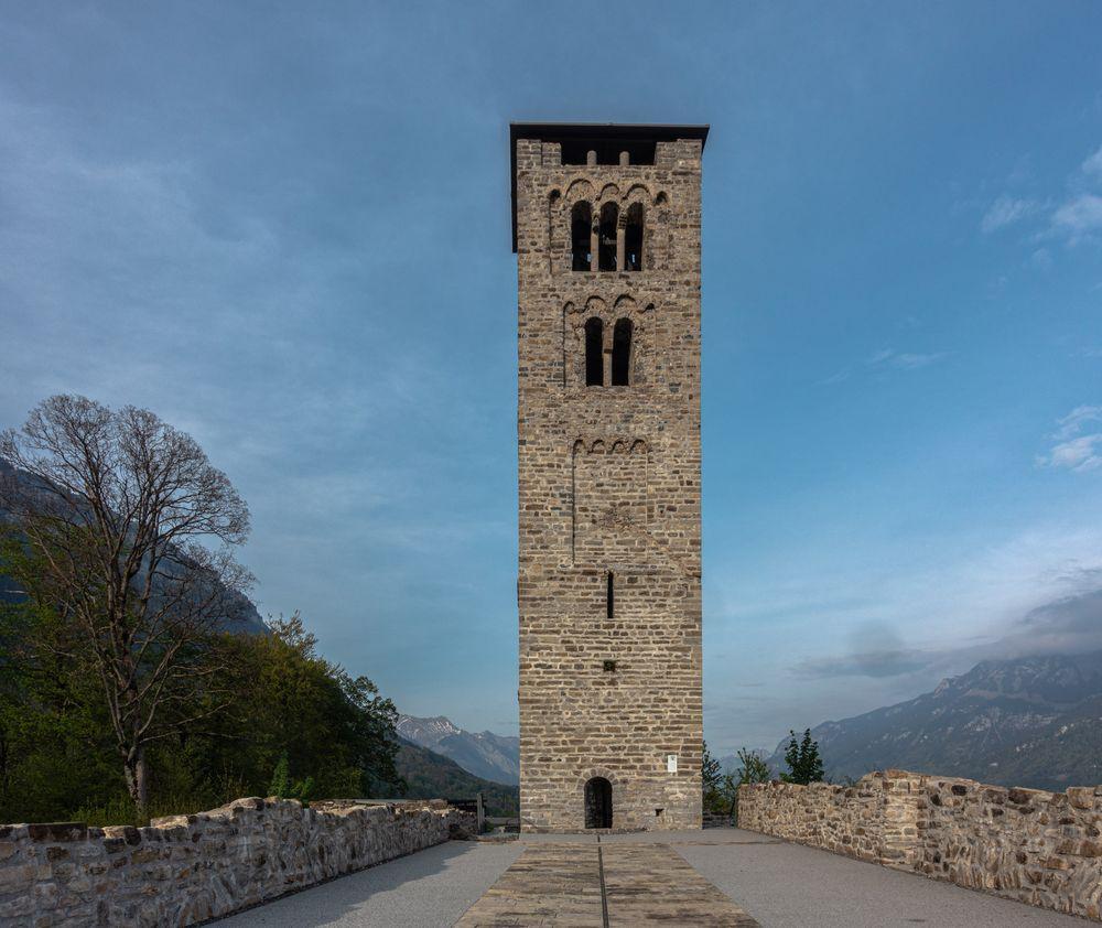 Kirchen-Ruine Ringgenberg