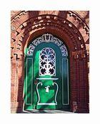 Kirchen Tür