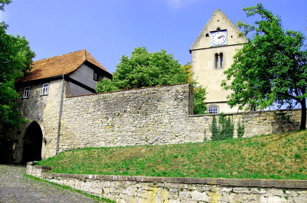 Kirchenburg