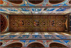 Kirchendeckenfotografie