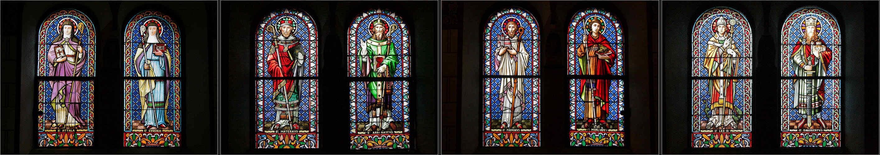 Kirchenfenster...