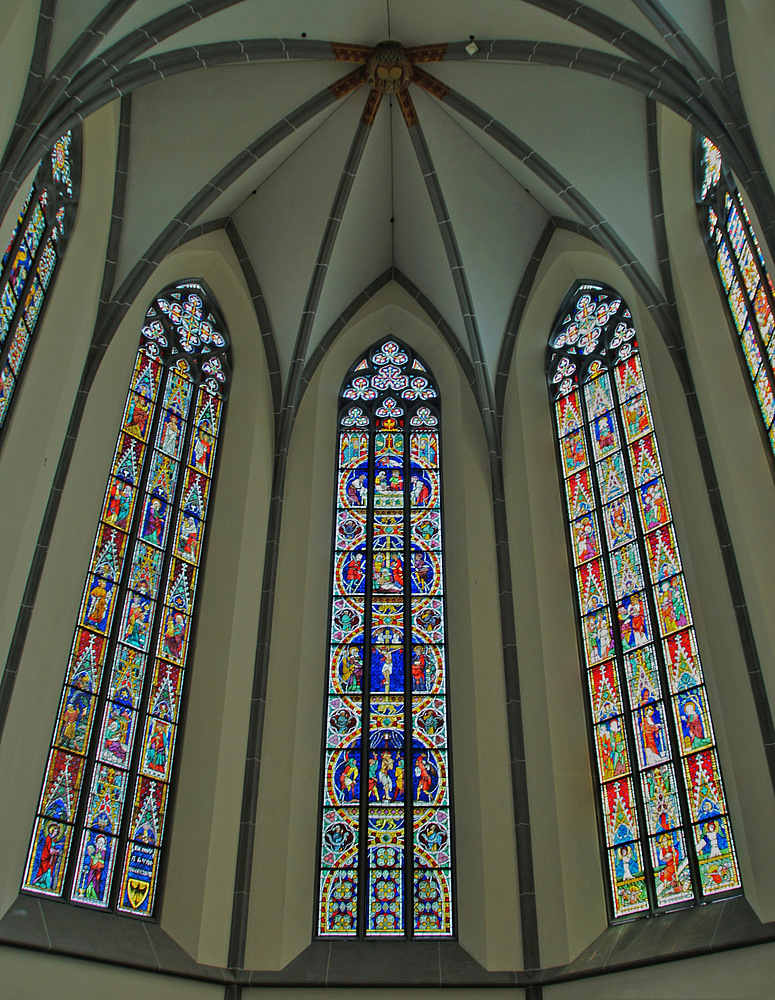 Kirchen Fenster