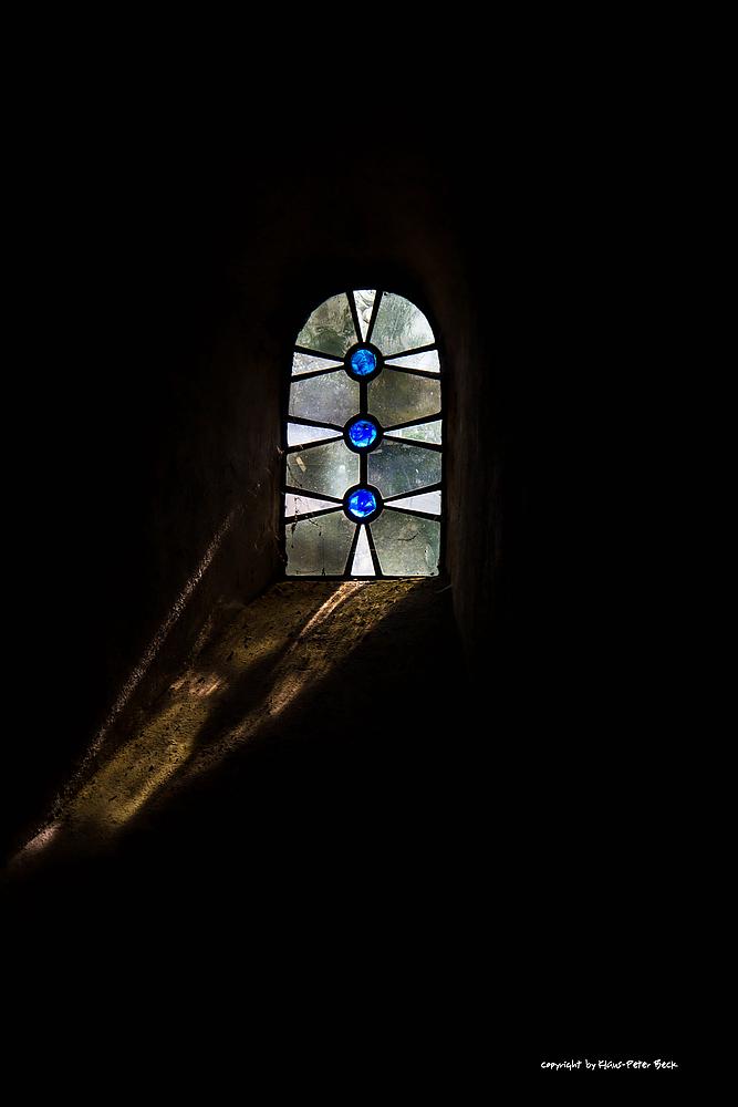 Kirchenfenster im Dom zu Xanten