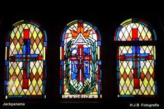 Kirchenfenster im Jugend-Kloster, Kirchhellen