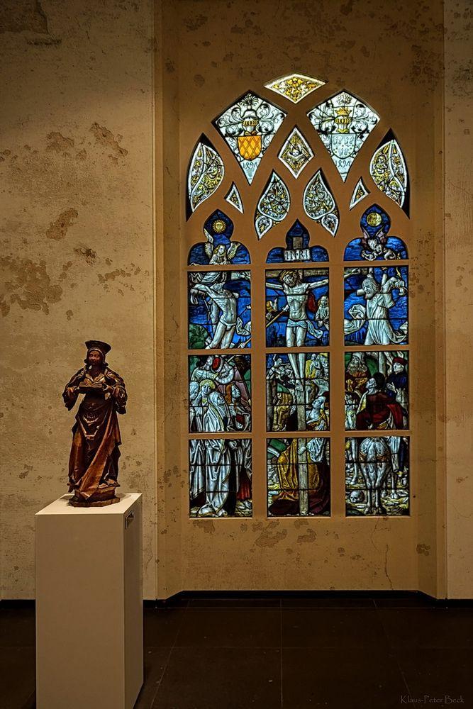 Kirchenfenster im Museum