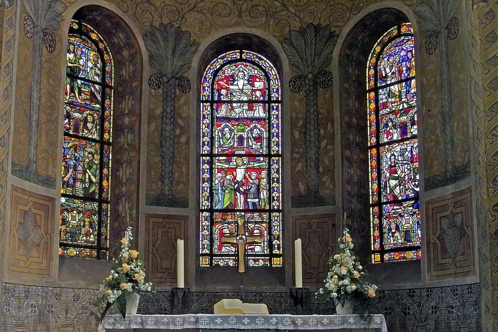 Kirchenfenster Kloster zu Marienwerder