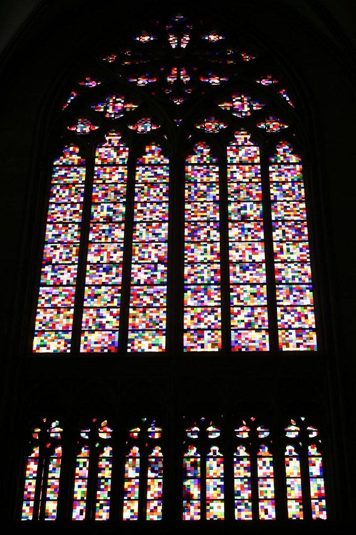 Kirchenfenster Kölner Dom 3