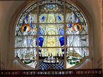 Kirchenfenster Mosaik