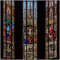 Kirchenfenster - St. Elisabethen