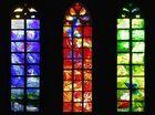 Kirchenfenster St. Martin Cochem
