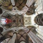 Kirchenhimmel in Trier