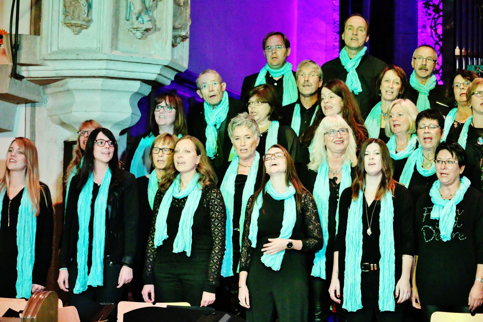 Kirchenkonzert mit dem Gospelchor