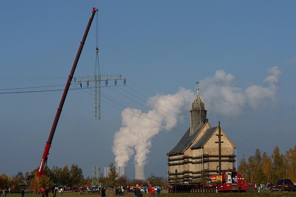 Kirchenumzug von Heuersdorf