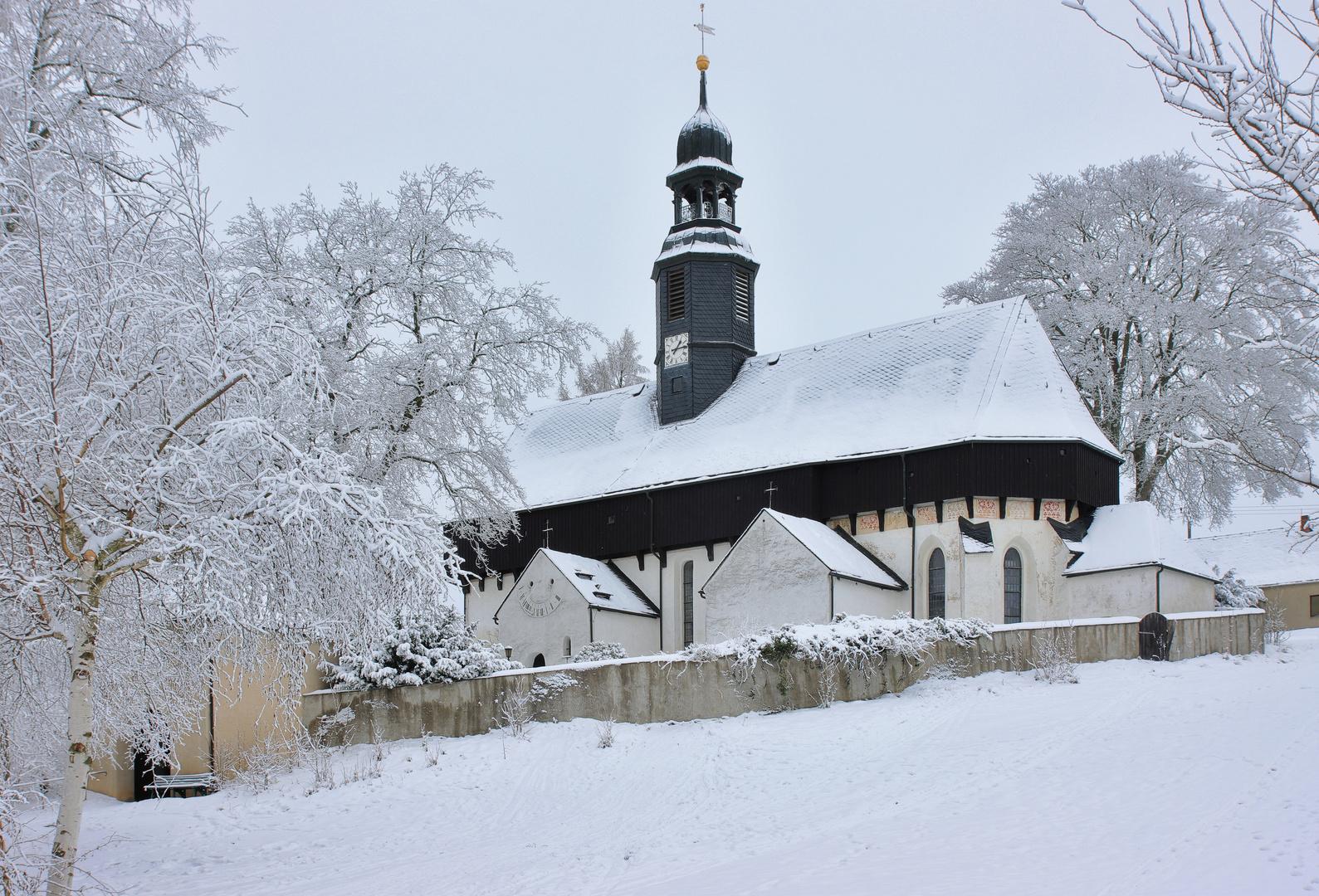 ....Kirchenwinter...