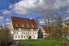 Kirchheim - Fachwerkhäuser