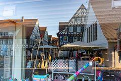 Kirchheimer Makrtplatz im Spielzeugladen