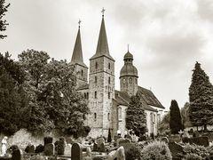 Kirchhofsansicht