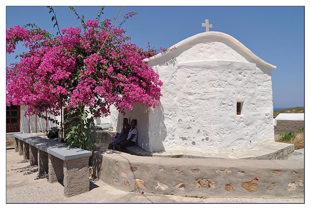 Kirchlein auf Patmos