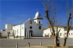 Kirchplatz in Juarez