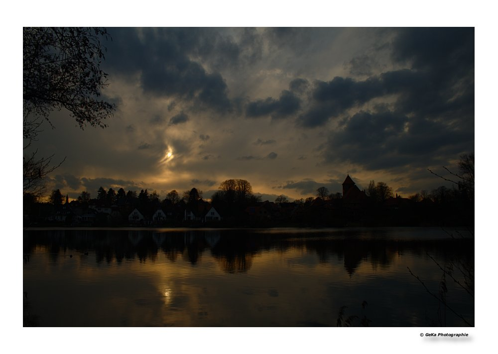 Kirchsee-Idyll