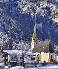 Kirchspiel am Walchensee/Tirol