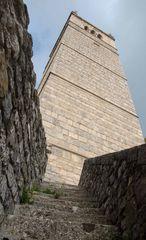 Kirchturm von Gemona del Friuli