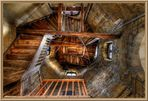 Kirchturmtreppe