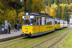 ... Kirnitzschtalbahn ...